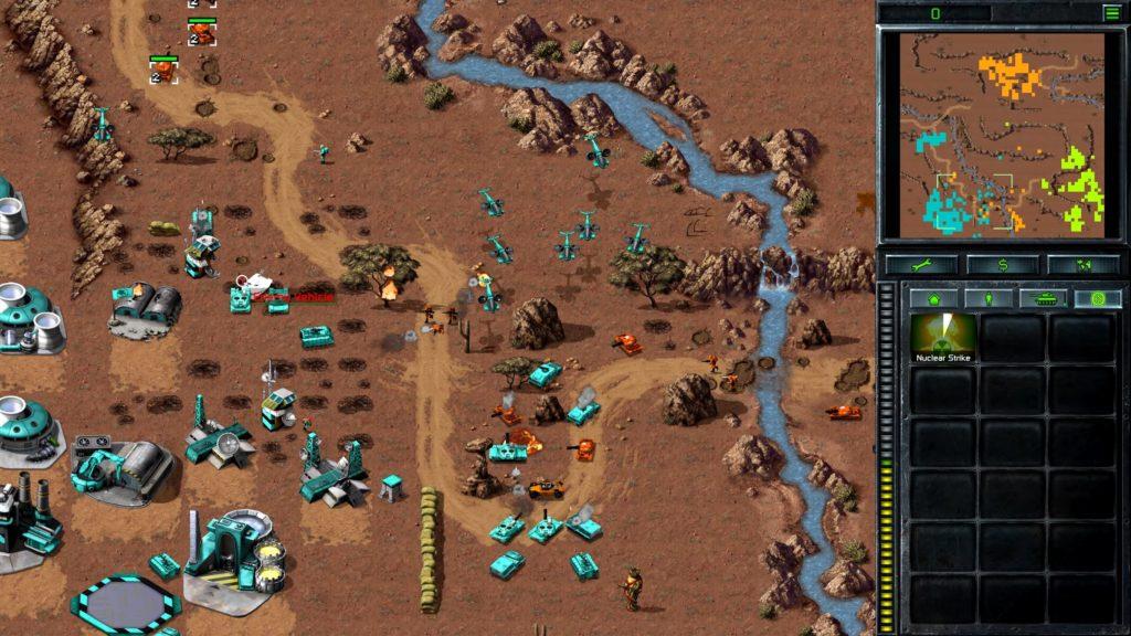 กลับมาอีกครั้งกับเกม Command & Conquer ตำนานที่ยังหายใจ