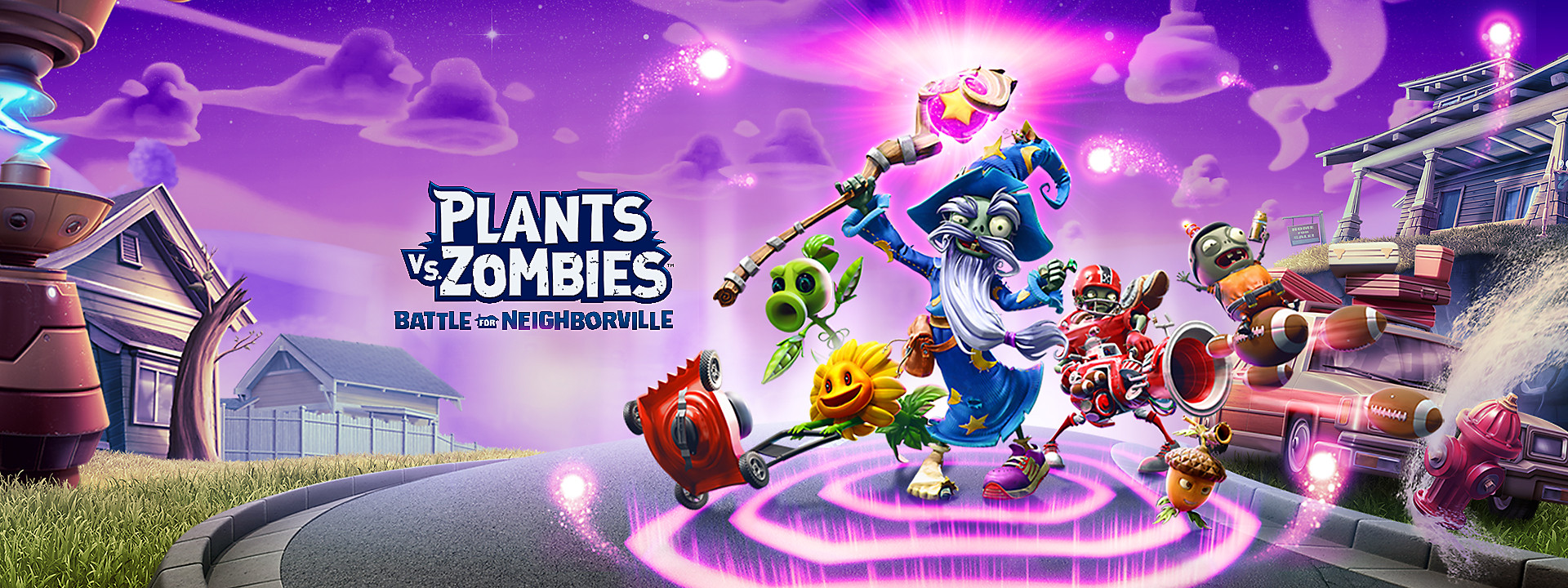 แนะนำเกม Plants vs Zombies