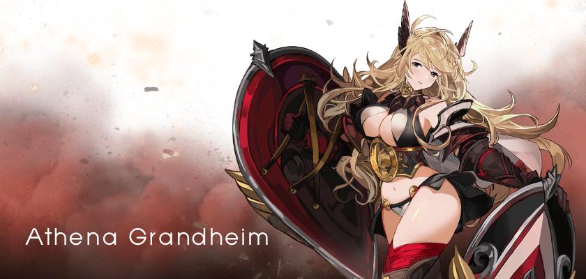 Shining Beyond - Athena Grandheim