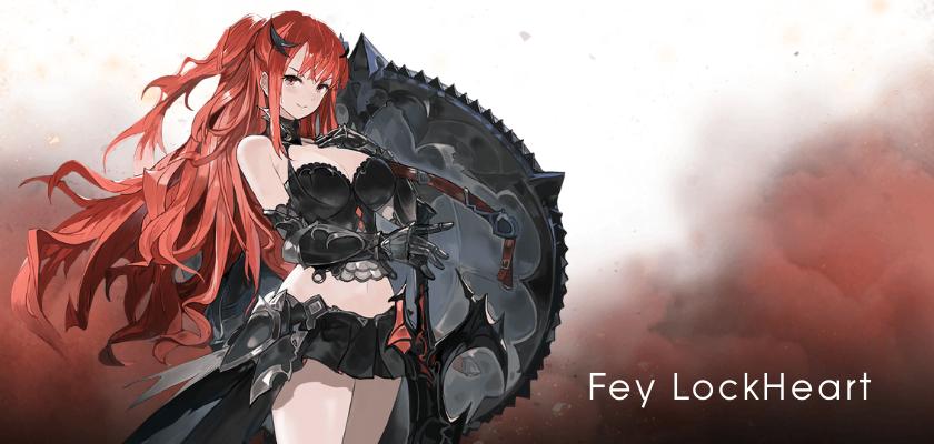 Shining Beyond - Fey LockHeart