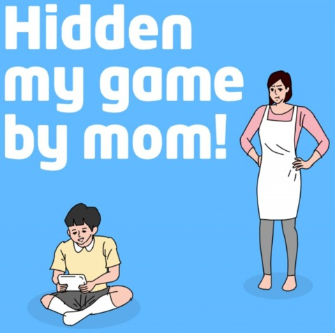 Hidden Game by mom