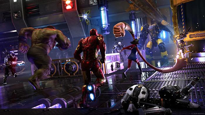 รีวิวเกมซุปเปอร์ฮีโร่ที่มาแรงสุดๆ Marvel's Avengers Beta