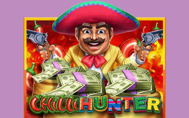 Chilli Hunter สล็อต สล็อตออนไลน์ เกมสล็อต เกมสล็อตออนไลน์ สล็อตXO Slotxo Slot ทดลองเล่นสล็อต ทดลองเล่นฟรี ทางเข้าslotxo